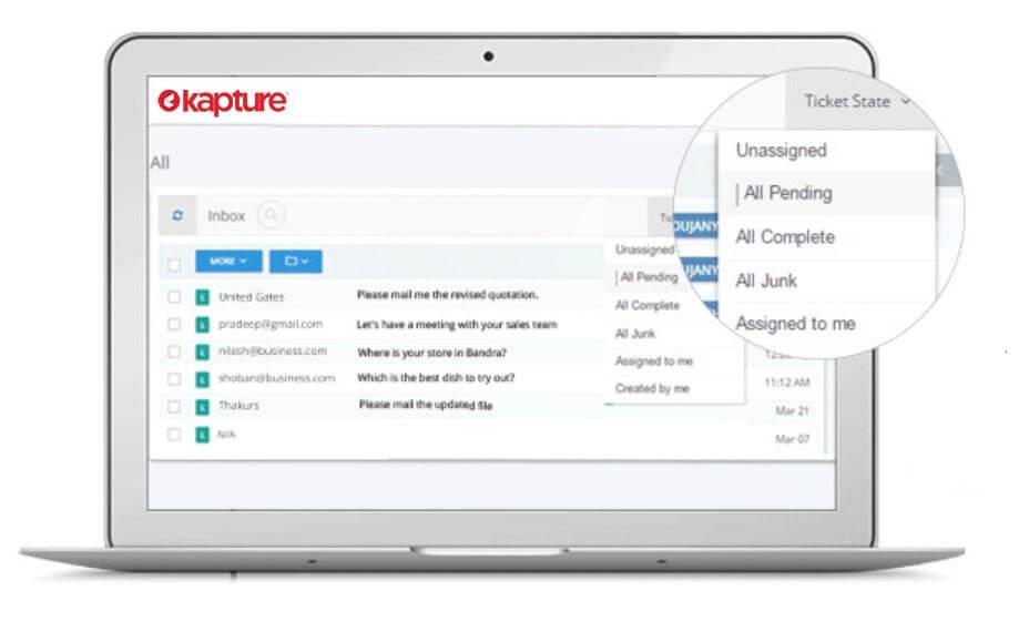 Set Defuinite Rule and Protocols Ticket Management Software