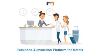Kapture for Hotels Management