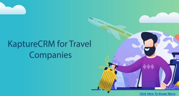 Kapture CRM for Travel Companies
