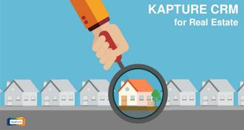 Kapture for Real estatef