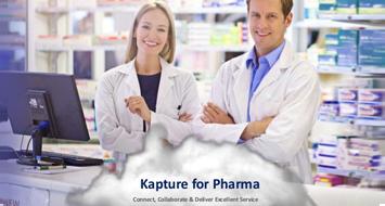 KaptureCRM for Pharma