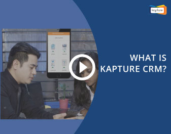 About Kapture CRM