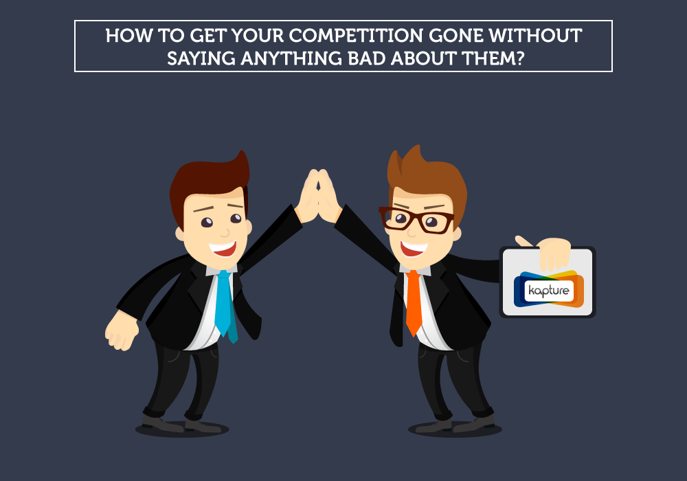 With a better CRM software, win over your competition effortlessly