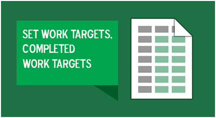 Work Targets