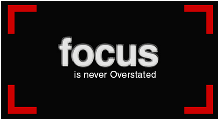 Focus on a Single Project