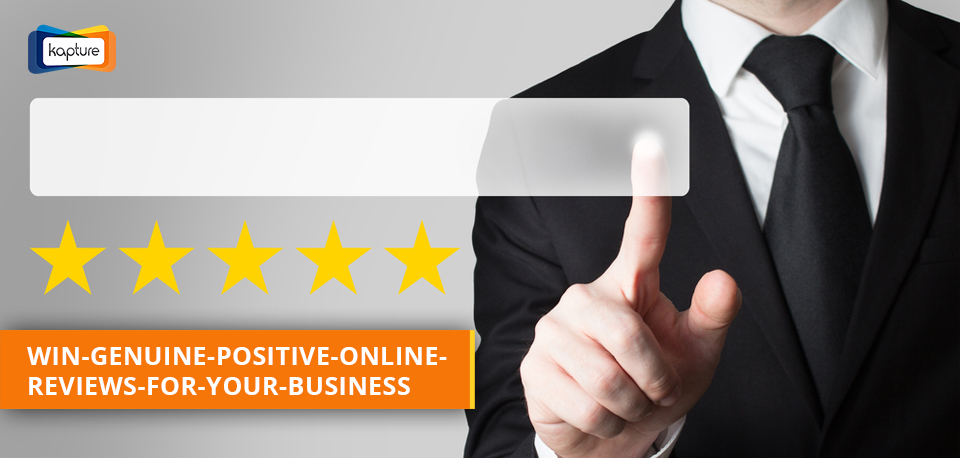 Business online growth- the right steps to win more positive reviews