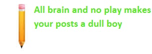 Brainy-posts-bad