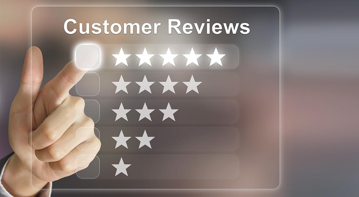 Keep Regular Track of Incoming Customer Reviews