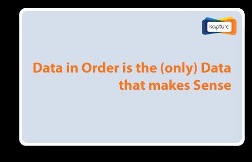 Data-in-order