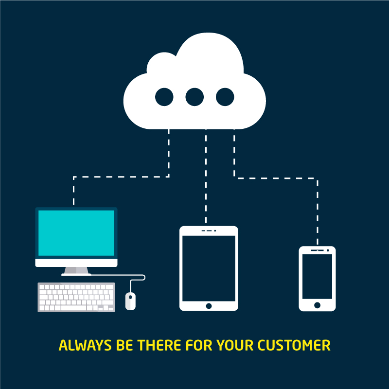 Enterprise mobility can help your customer service