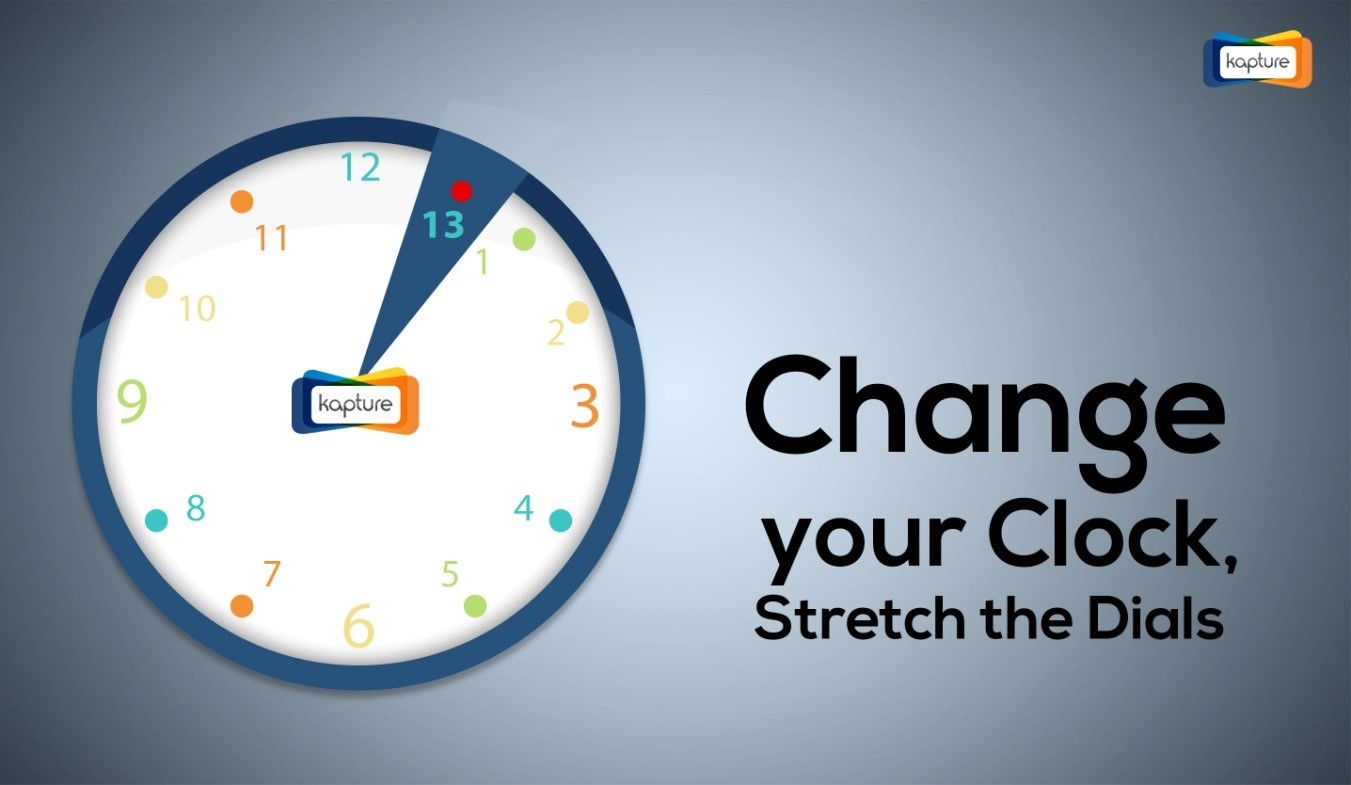How CRM software helps you add productive hours to your work days