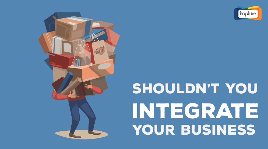 How integrated business approach provides better performance?