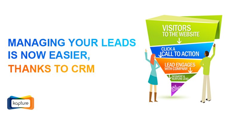 Improve Your Business by Kapture CRM