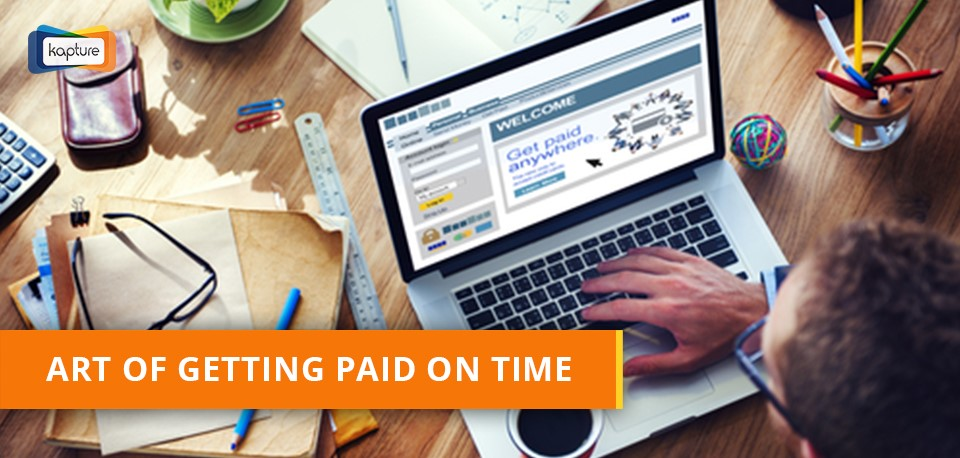 Art of getting paid on time: How to use your CRM software to build marketing?
