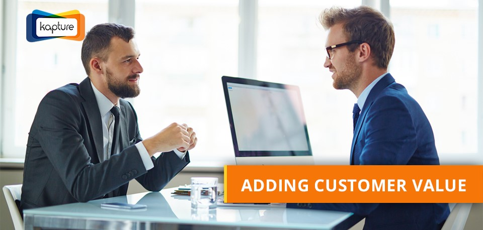 CUSTOMER VALUE KAPTURE CRM