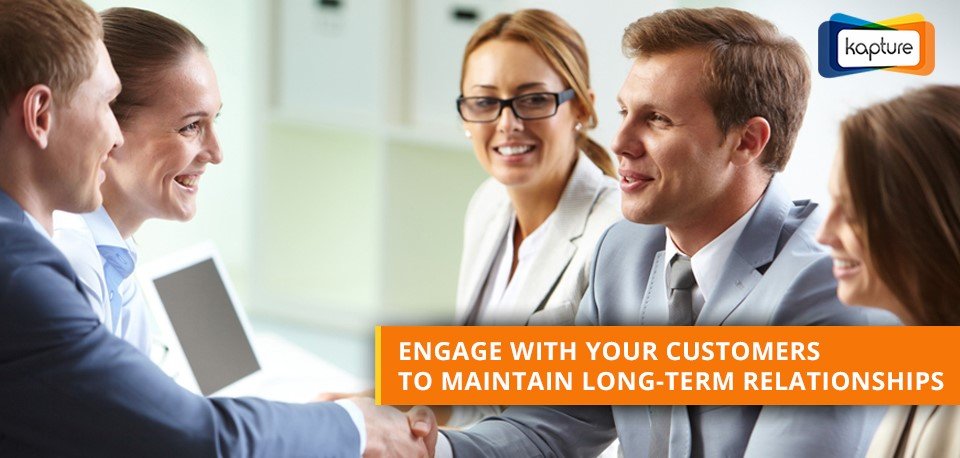 Customer engagement ideas define your client relationships in long-term