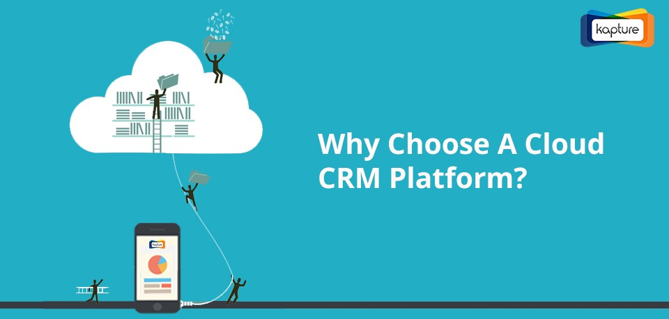 Kapture Cloud CRM Platform