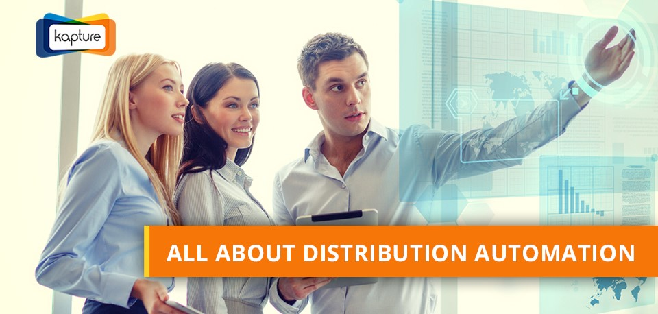 DISTRIBUTION AUTOMATION KAPTURE CRM