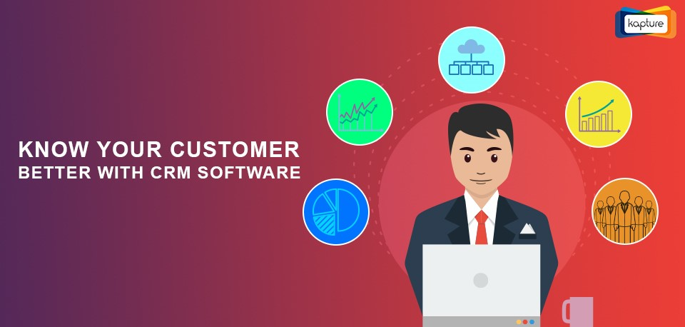 Get to know your customers through Kapture 360 degree client overview