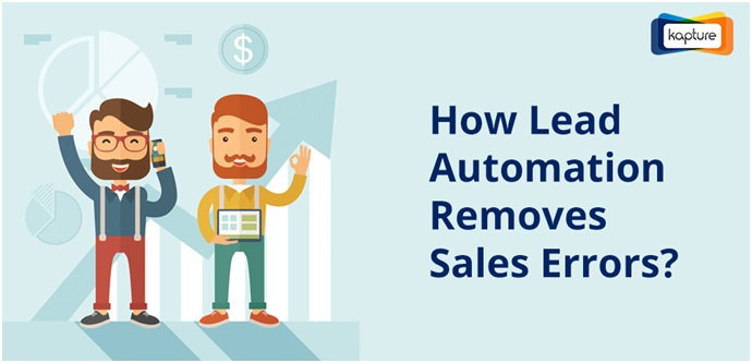 How Lead Automation Removes Sales Errors?
