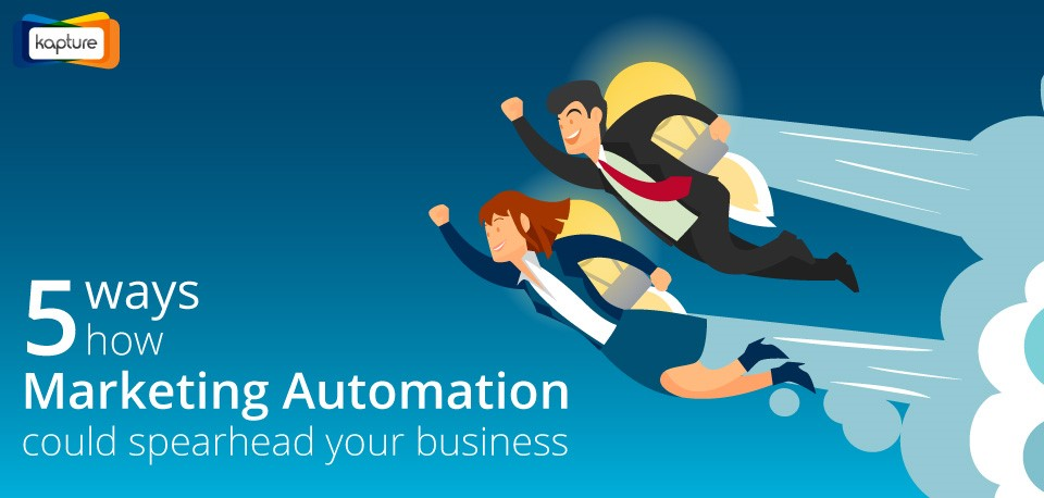 5 ways how marketing automation system could spearhead your business