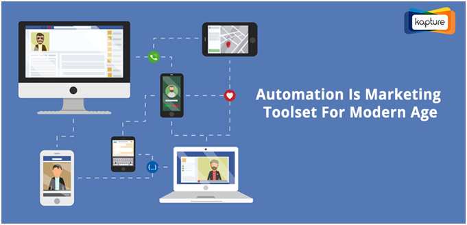 Why Automation is marketing toolset for modern age?