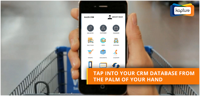 Mobile CRM give you a more focused Sales Approach