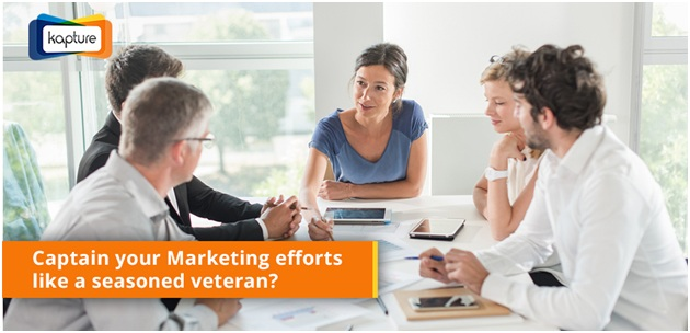 How CRM integration captains your Marketing efforts like a seasoned veteran?