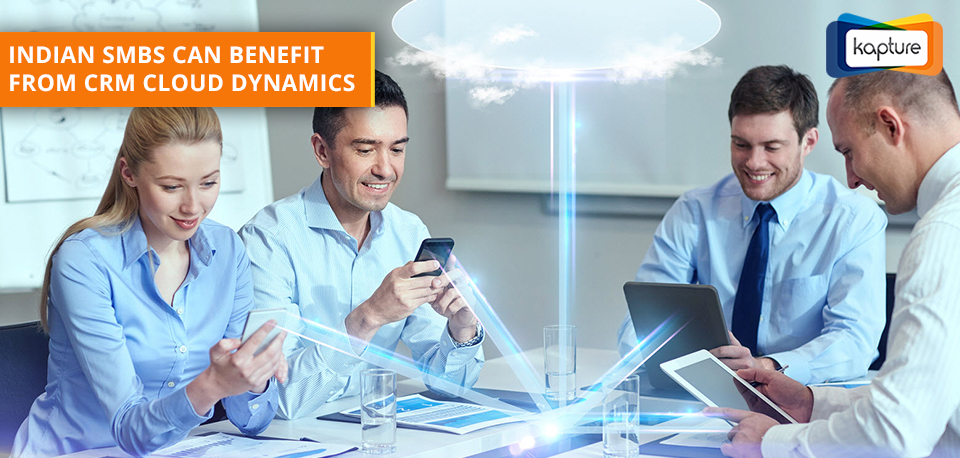 CRM Cloud dynamics and Indian SMB Circumstances