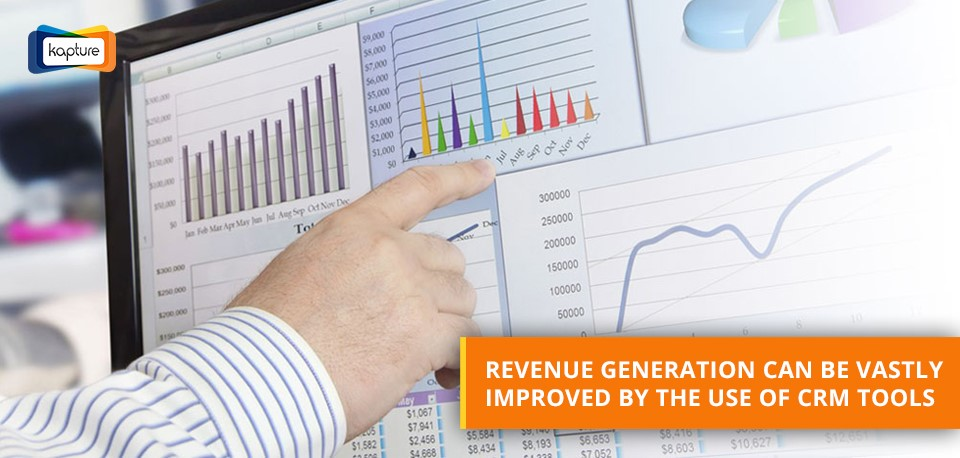 How can a business boosts its revenue by integrating it with CRM tools?