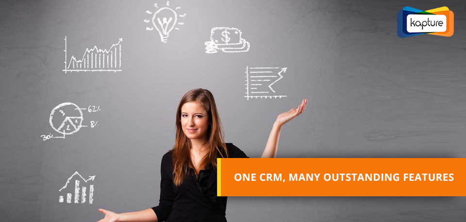 Pick an Enterprise CRM based on your requirement