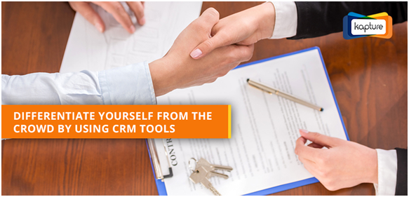 How does CRM deliver a clear direction for your sales activity and transactions?