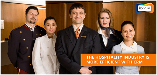 4 Ways in which CRM is beneficial for the hospitality industry