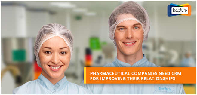 Customer Relationship Management Software for Pharmaceutical Companies