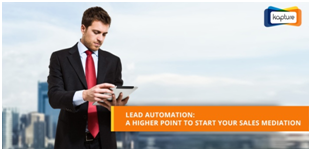 Five Lead Automation Features that takes you close to Sales Automation?