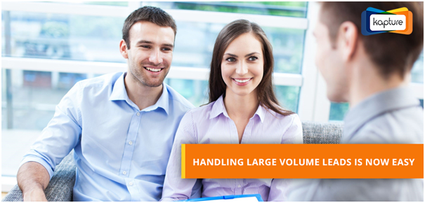Realtor Lead Management: How CRM helps you handle large volume leads?