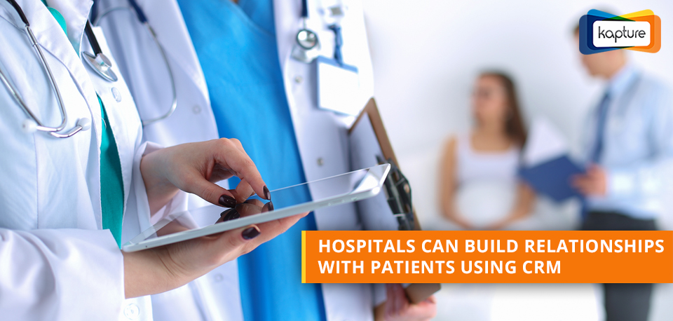 Healthcare: How can hospitals become more efficient with CRM integration?