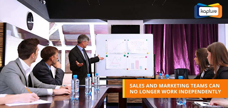 How is CRM blending your sales and marketing operations