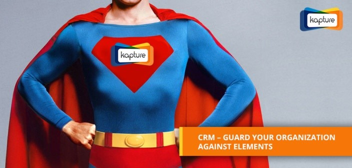 Kapture CRM Secure