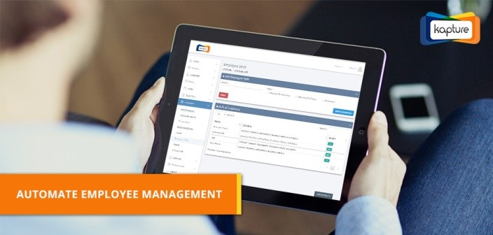 Kapture Empleyado Management Software