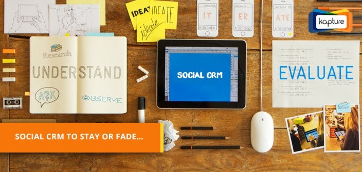 Is Social CRM slechts een Rage of Vereiste business tool?