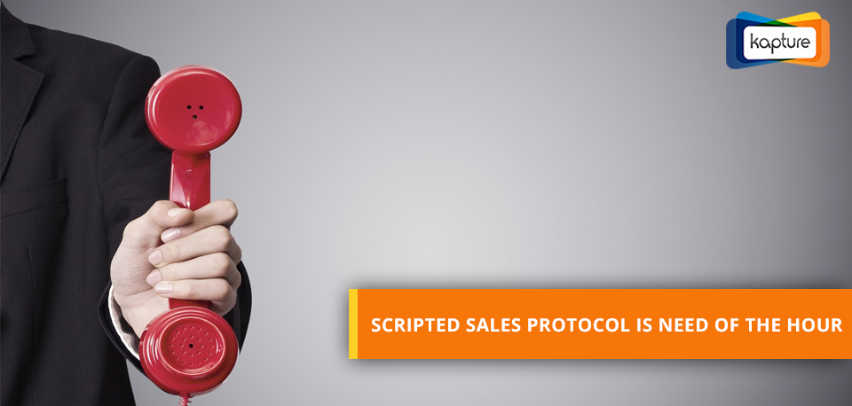 Five advantages of having a detailed and scripted sales Protocol