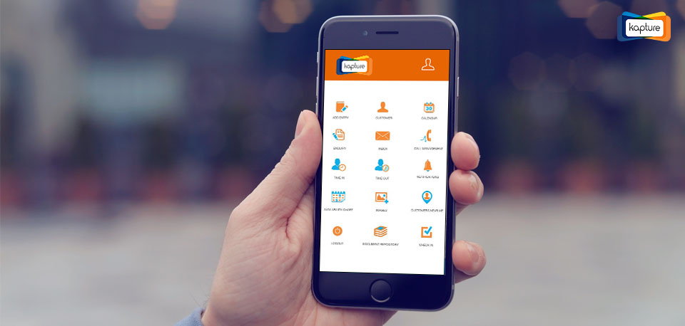 Why should you choose Customized Mobile CRM App?