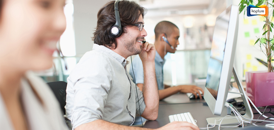 How call center software API determines service quality and productivity