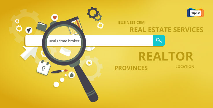CRM for real estate marketing