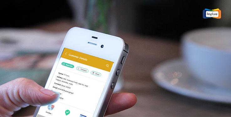 Vijf manieren Mobile CRM kon technologische voorsprong te bieden voor uw sales team?