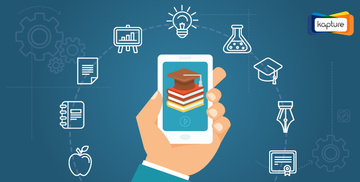 How to automate student engagement with Mobile CRM app
