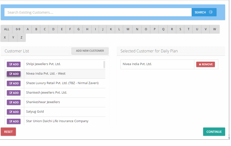 Mobile CRM in Customer data Management