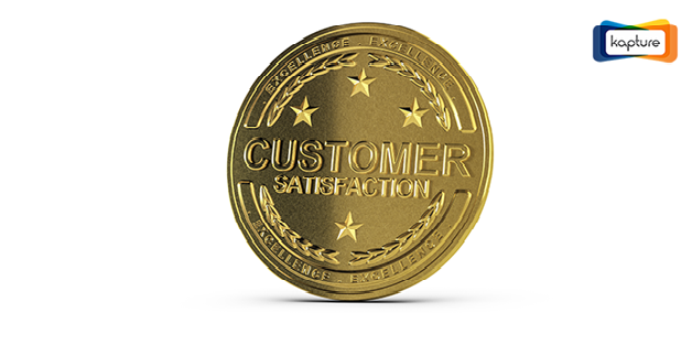Customer Satisfaction award for Kapture CRM Software