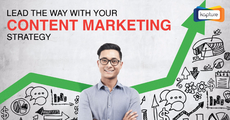 5 CRM Strategies to Help Your Business become a Content Marketing Leader